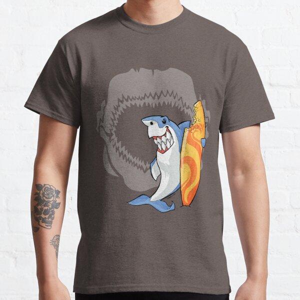 Surfer Shark Classic T-Shirt
