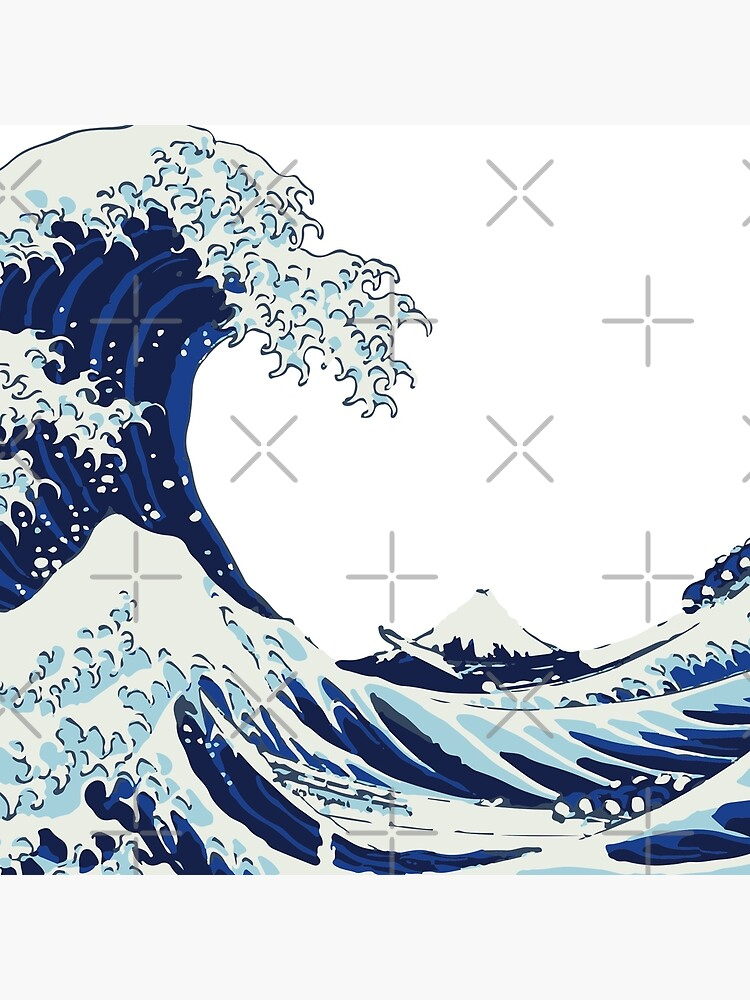 The Big Wave de SeijiArt