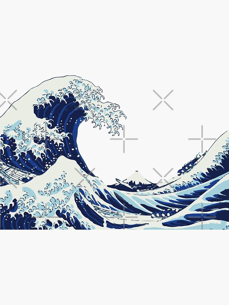 The Big Wave by SeijiArt