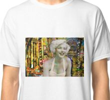 Marilyn on Hollywood Blvd. Classic T-Shirt