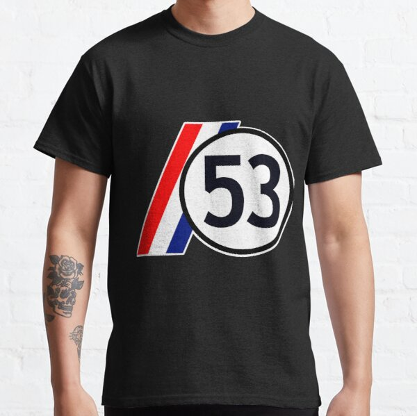 Herbie 53 The Love Bug Classic T-Shirt