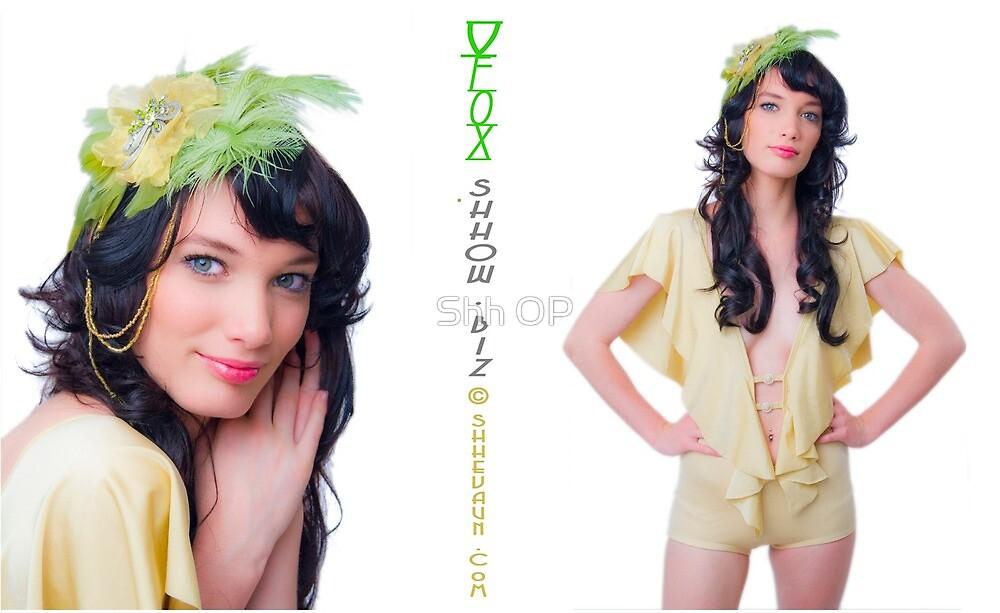 VFox Swimwear + Fascinators 3  by Shh op!