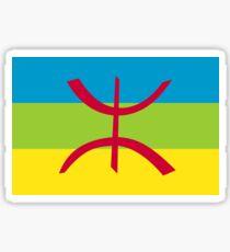 Berber Flag  Sticker