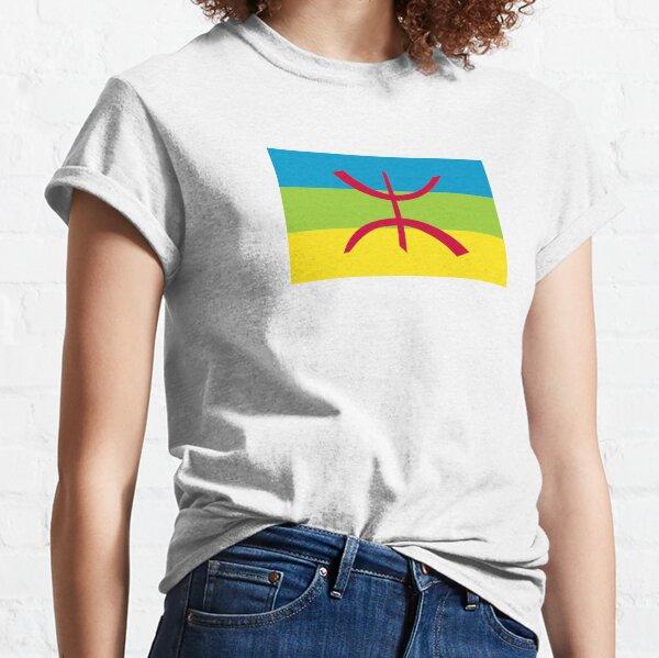 Berber-Flagge Classic T-Shirt