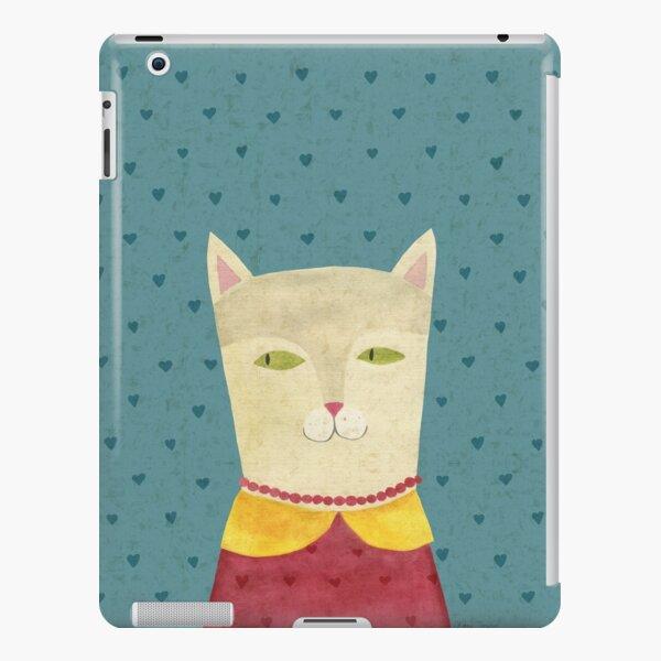 Dreaming cat iPad Snap Case