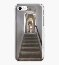 Upstairs, Downstairs iPhone Case/Skin