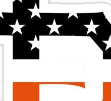 San Francisco Giants Flag Logo Sticker