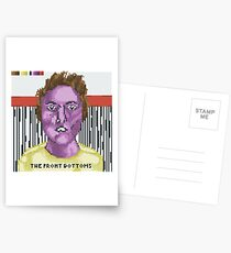 Broken Pixel - The Front Bottoms (Self Titled) Postcards