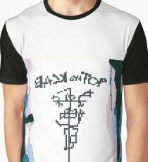 Broken Pixel - Back On Top Graphic T-Shirt