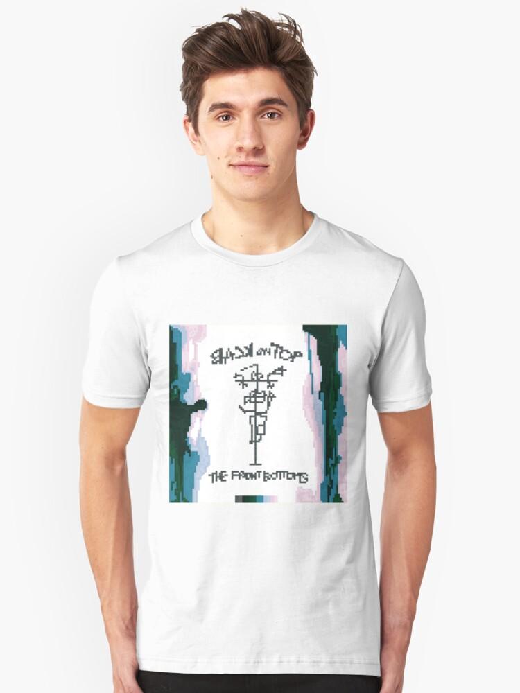Broken Pixel - Back On Top Unisex T-Shirt Front