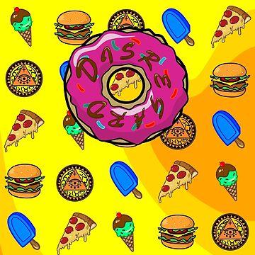 DISREGARD junk food by Disregard