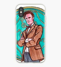 .11th Doctor. iPhone Case