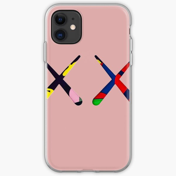 kaws bff uniqlo summer collection, kaws,234,1010, zz iPhone Soft Case