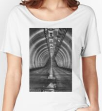 Woolwich foot tunnel Women's Relaxed Fit T-Shirt