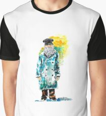 Captain Salty Graphic T-Shirt