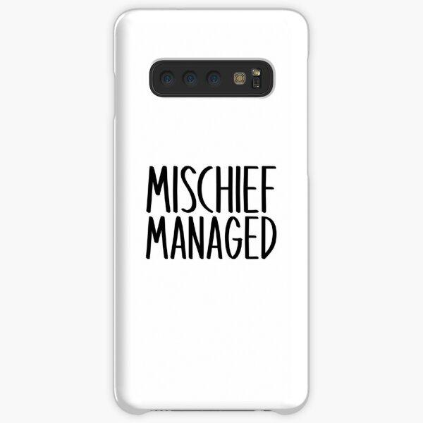 Mischief Managed Samsung Galaxy Snap Case