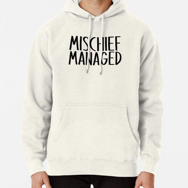 Mischief Managed Pullover Hoodie