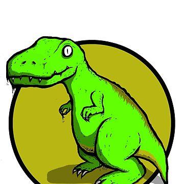 Dinosaurus by unluckydevil