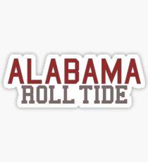 University of Alabama Sticker