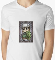 Over the Garden Wall- Greg V-Neck T-Shirt