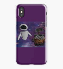 Walle and Eve iPhone Case/Skin