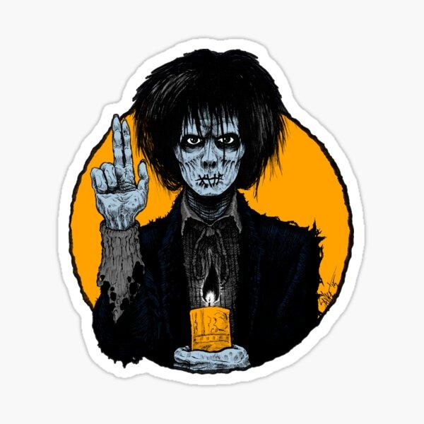 Halloween Saints: Billy Butcherson ALTERNATE Sticker