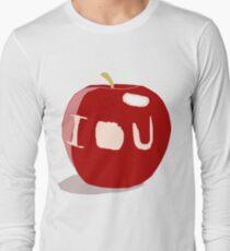 IOU Sherlock Long Sleeve T-Shirt