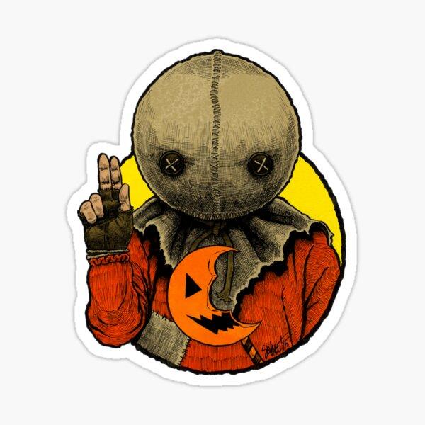 Halloween Saints: Sam ALTERNATE Sticker