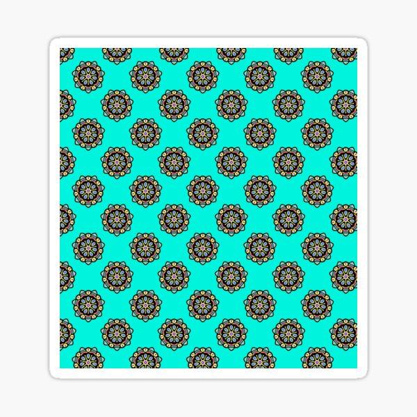 Calm Waters| Patterned Art Sticker