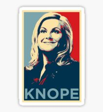 knope Sticker
