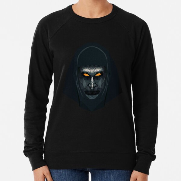 The Nun Design Lightweight Sweatshirt