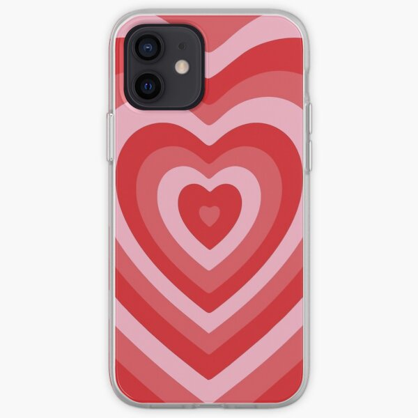 Powerpuff girls heart iPhone Soft Case