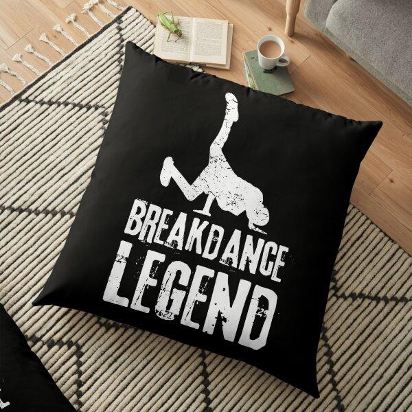 Breakdance Legend Hip Hop Street Dance Gift Floor Pillow