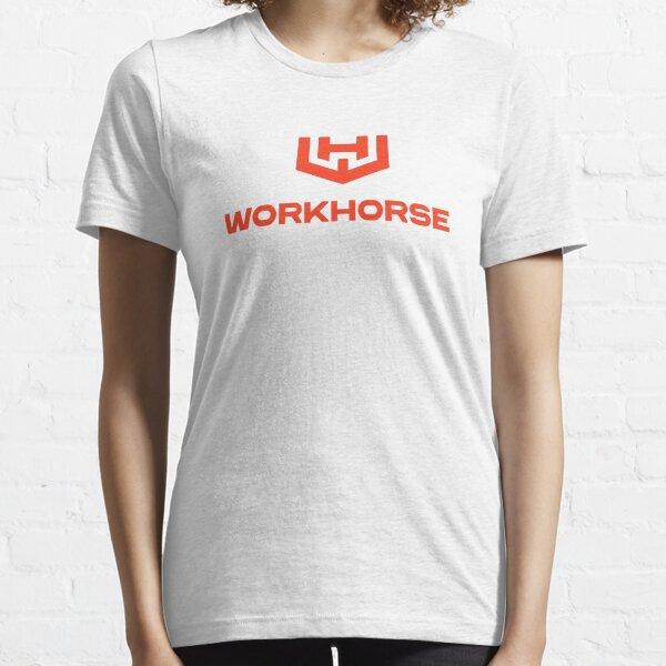 Workhorse Logo - WKHS  Essential T-Shirt