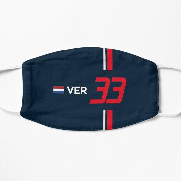 F1 2021 - # 33 Verstappen Masque sans plis