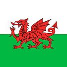 Welsh Red by William James Taylor Junior