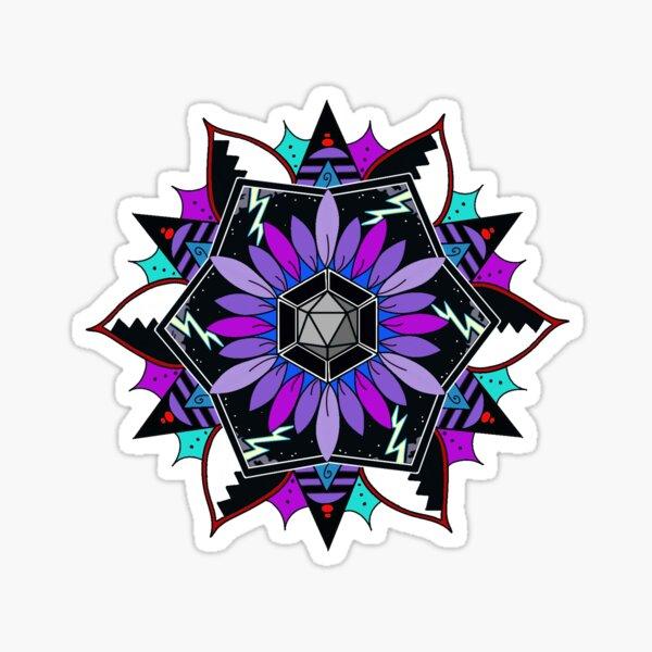 Yasha mandala Sticker