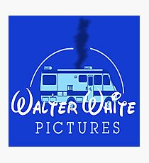Walter White Pictures Photographic Print