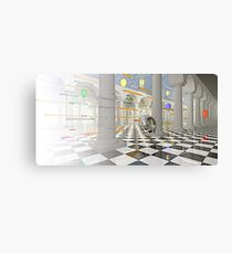 The Corporate Suggestion Plan Canvas Print