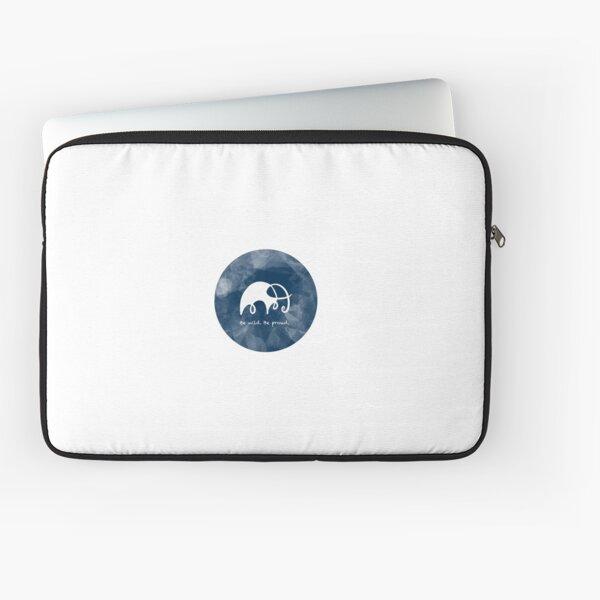 Elephant belongs to the wild Laptop Sleeve