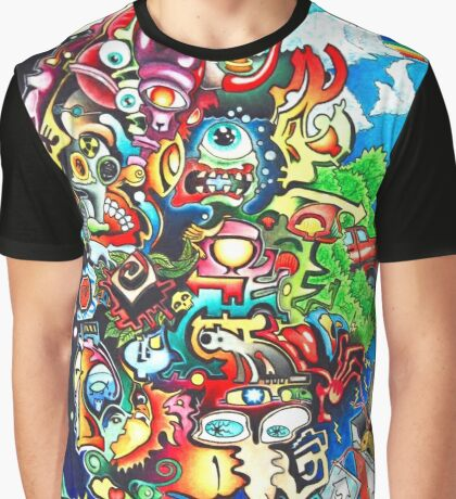 Chaos Two Graphic T-Shirt