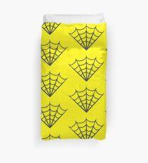 spider web (1) Duvet Cover