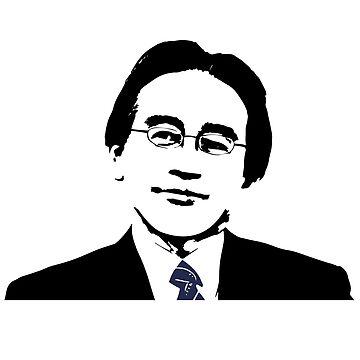 Saturo Iwata by KITTYHAWK