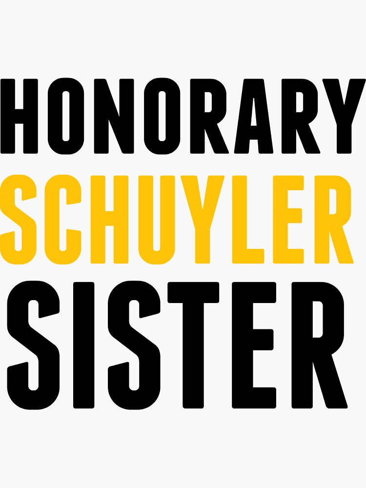Honorary Schuyler Sister by funhomies