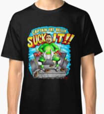 Captain Fat Belly -  Jokers Classic T-Shirt