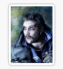 Captain Boomerang (Jai Courtney) Fan Art Sticker