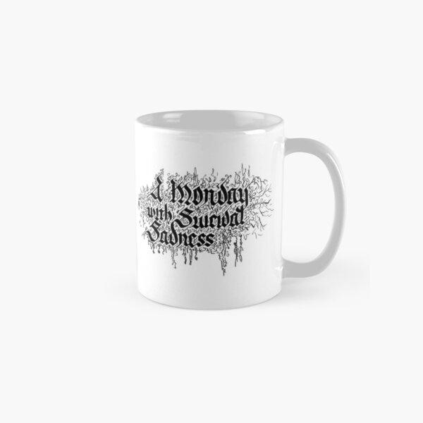 Sad Monday Classic Mug