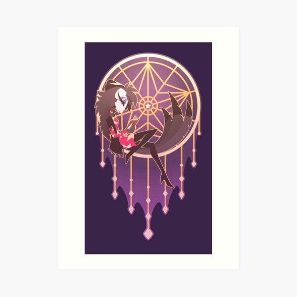 Attrape-rêves Octavia Impression artistique