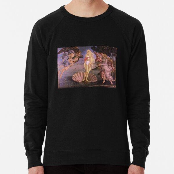 the birth of venus Lightweight Sweatshirt