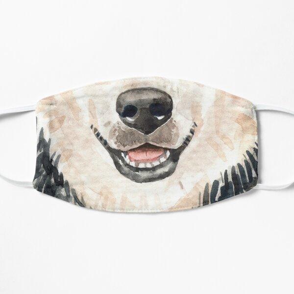 Alaskan Malamute Face Mask
